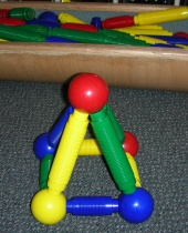 magneato ball and stick toys