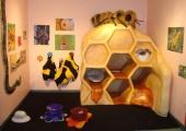 Fantasy Bee Hive