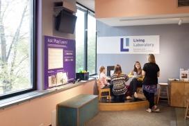 Living Laboratory - Museum of Science, Boston